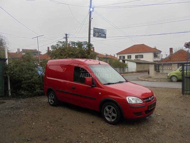 Opel Combo 1.3cdti
