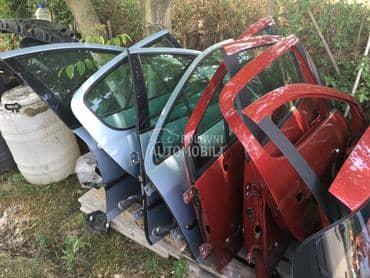 Zadnja leva vrata za pezo za Peugeot 206, 307, 308 ...
