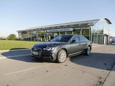 Audi A4 2.0 S-Tronic S-line