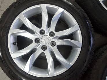 "Aluminijumske felne Peugeot, Citroen 17"" 5 x 108"
