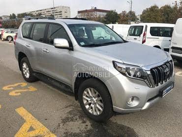 Toyota Land Cruiser 3.0D Limited