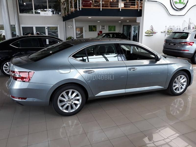 Škoda Superb Ambition 2.0 TDI