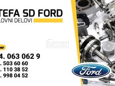 Auto otpad i servis STEFA SD za Ford C-Max, Cougar, Courier ... od 2000. do 2012. god.