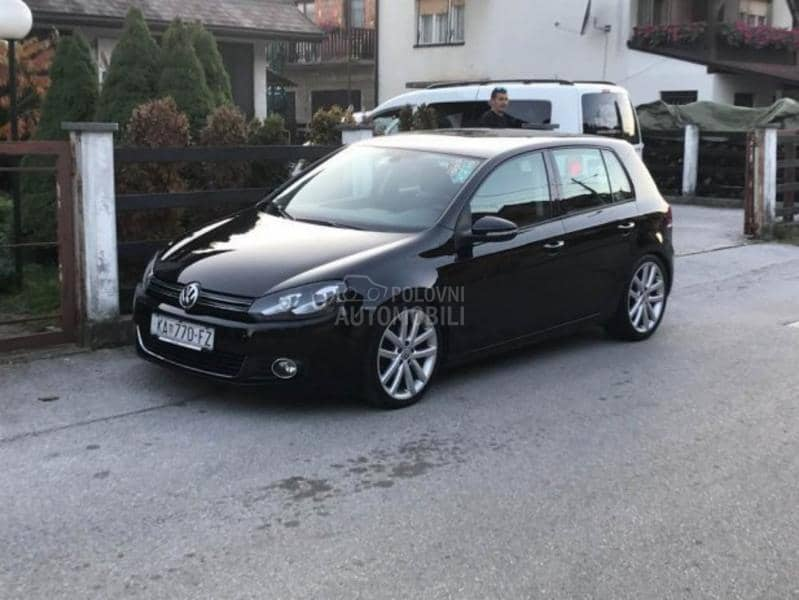 Delovi za Volkswagen Golf 6