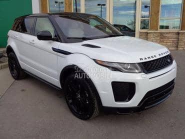 Delovi za Land Rover Range Rover Evoque