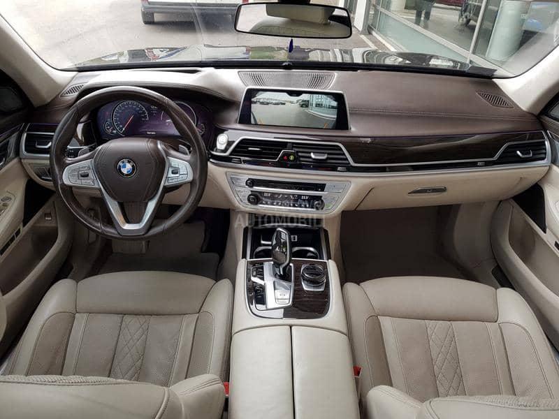 BMW 730 LD xDrive INDIVIDUAL