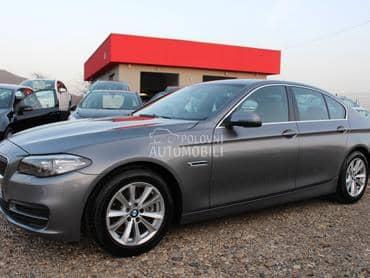 BMW 520 2.0 D EU6  79000