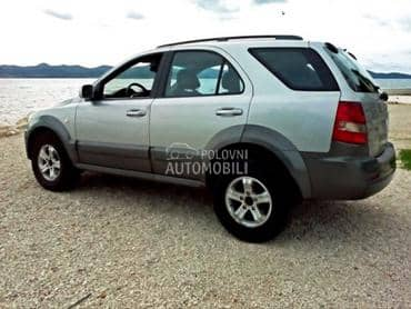 Auspuh za Kia Sorento od 2002. do 2006. god.