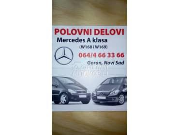 Alnaser za Mercedes Benz A Klasa, A 140, A 150 ... od 1998. do 2012. god.