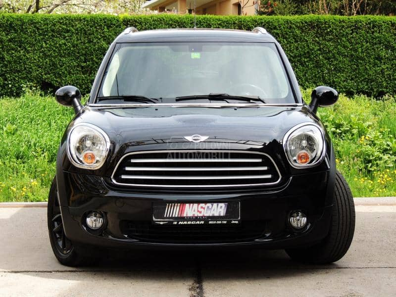 Mini Countryman Cooper D All4 CH