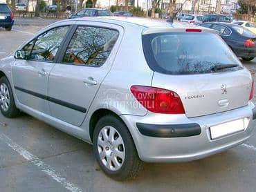 parking senzori za pezo za Peugeot 206, 307, 308 ...
