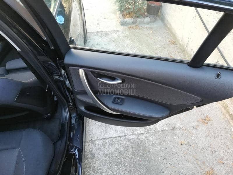 BMW 118 restajling
