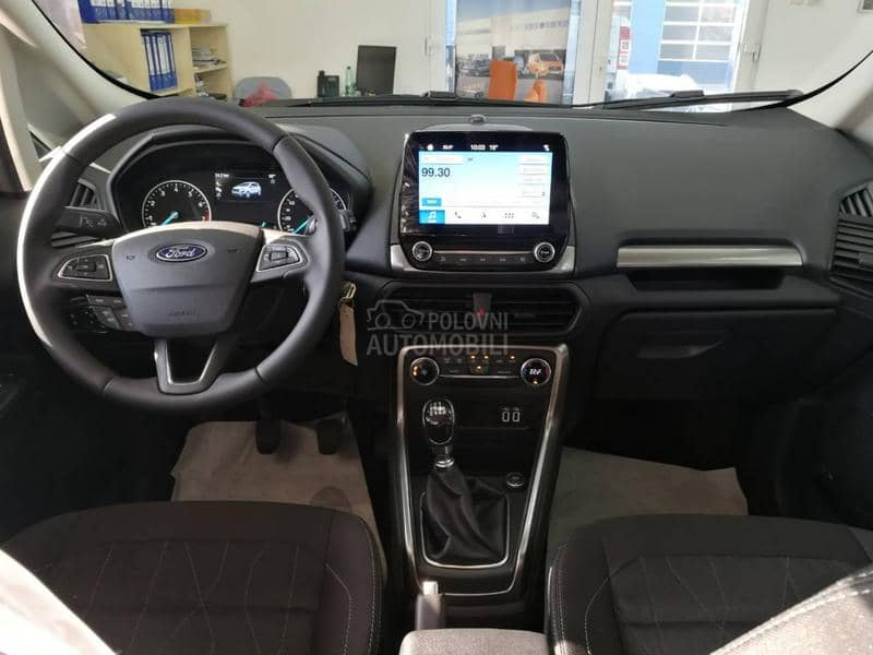 Ford Eco Sport ECOBOOST