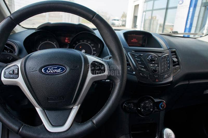 Ford Fiesta 1.4TDCI N1