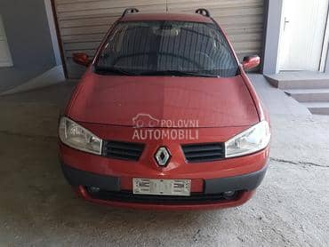 Renault Megane 2003. god. - kompletan auto u delovima
