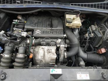Motor 1,6 hdi za Citroen Berlingo, C4, C4 Picasso ...