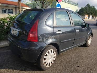 vrata za Citroen C3 od 2002. do 2005. god.