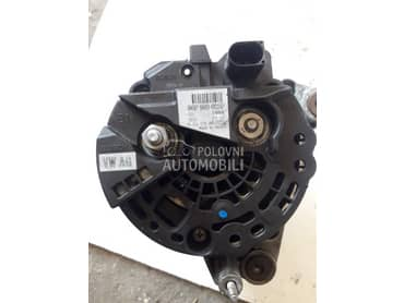 alternator za Volkswagen Golf 5 od 2003. do 2008. god.