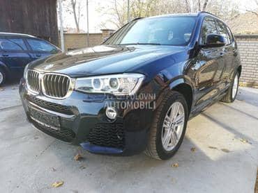 BMW X3 2.0d X-Drive/M Sport
