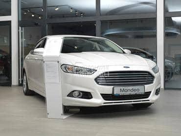 Ford Mondeo AWD Titanium P-shift