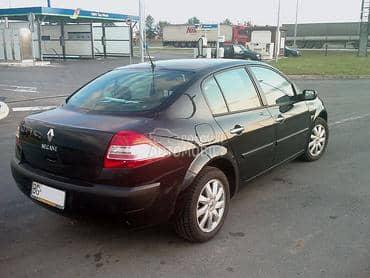 Renault Megane - kompletan auto u delovima za 2009. god.