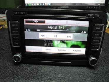 rns 510 navigacija za Volkswagen Amarok, Bora, Caddy ...