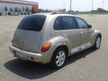 AUSPUH za Chrysler PT Cruiser od 2000. do 2007. god.