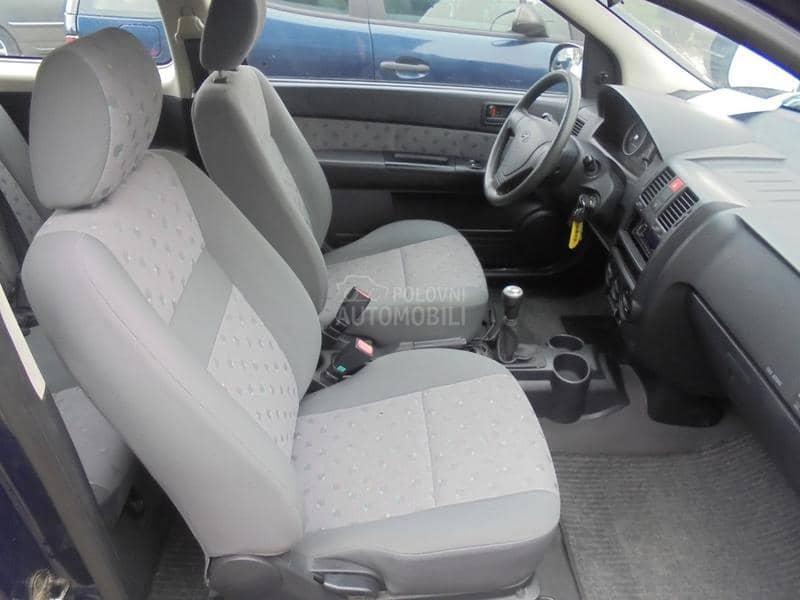 Hyundai Getz 1.5crdi