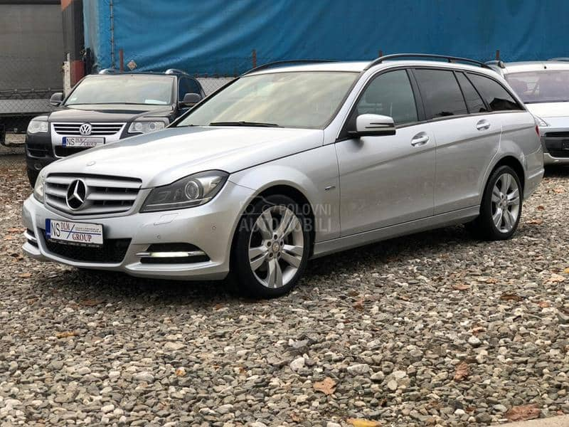 Mercedes Benz C 250 4 MATIC