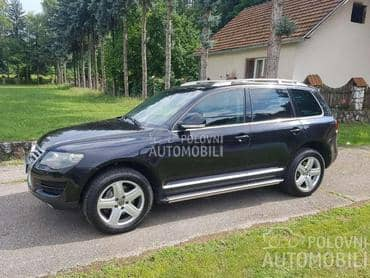 Volkswagen Touareg -  kompletan auto u delovima