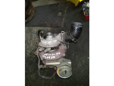 Turbina za Mazda 323 od 1998. do 2002. god.