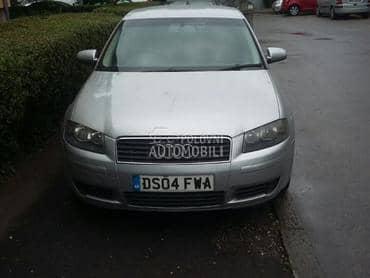 LETVA VOLANA  I OSTALI DELOVI za Audi A3 od 2003. do 2008. god.