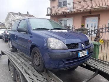 Hauba za Renault Clio od 2001. do 2007. god.