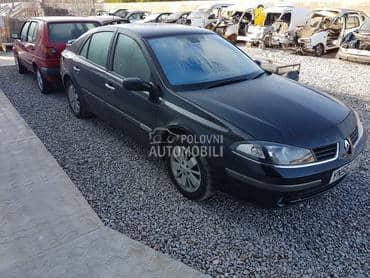 GEPEK za Renault Captur, Clio, Grand Scenic ... od 2001. do 2014. god.