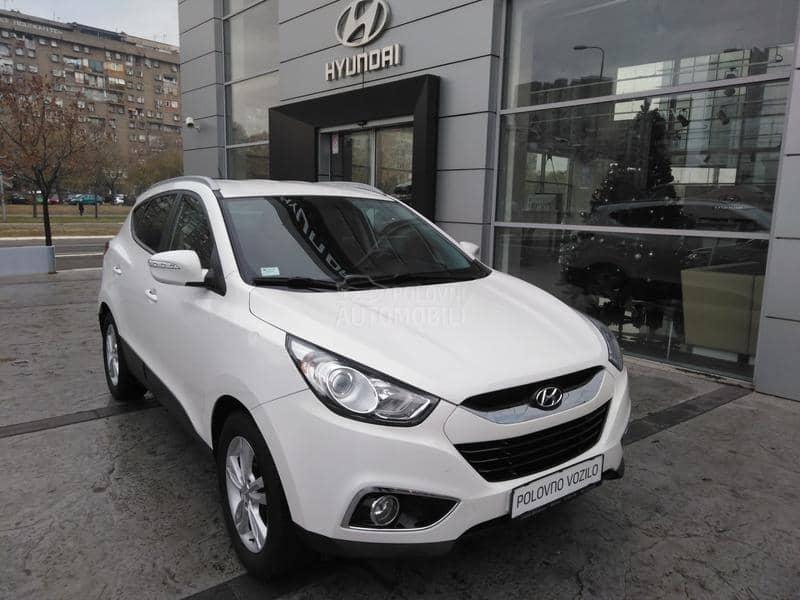 Hyundai ix35 1.6 GDi
