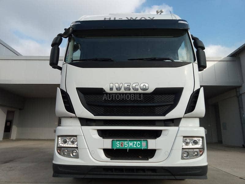 Iveco Stralis E6 Rata 461 EUR