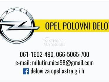 Vrata za Opel Astra G od 1998. do 2004. god.