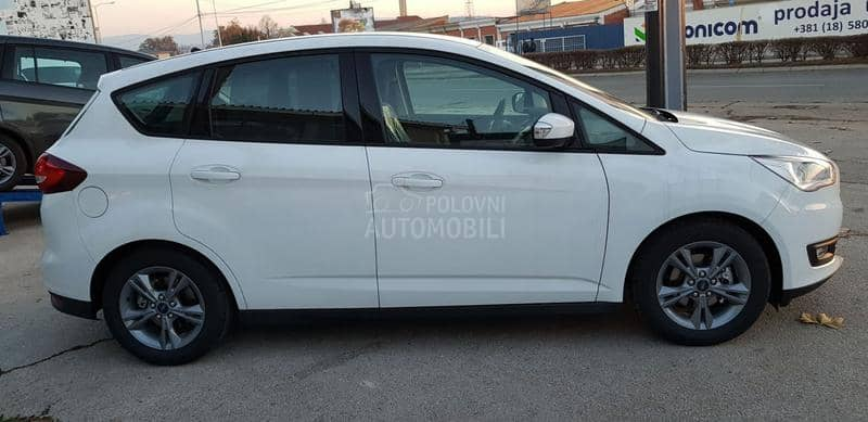 Ford C-Max 1.0 EcoBoost 100 hp