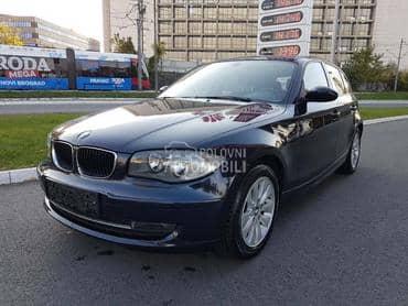 BMW 120 RESTAJLING NOV