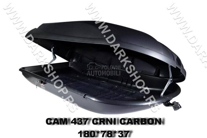 cam 437 litara crni carbon