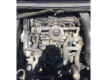 Glava motora 2.0 HDI 66 i 79kw za Peugeot 206, 307
