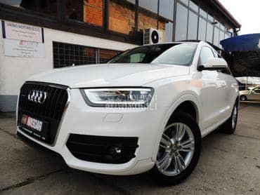 Audi Q3 2.0Tdi S-tronicQuatt