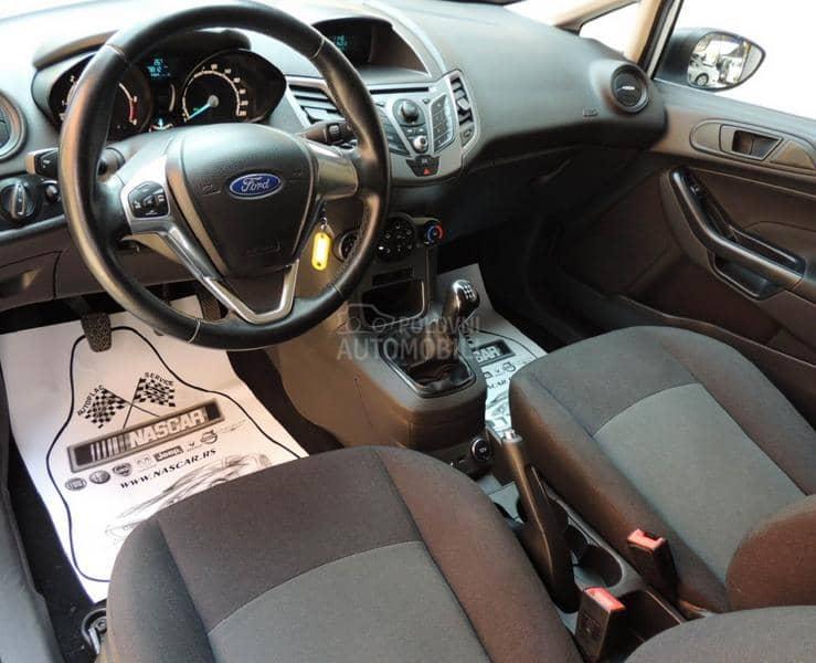 Ford Fiesta 1.5 Tdci Van 2015