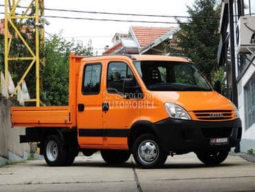 Iveco Daily 35c Putar