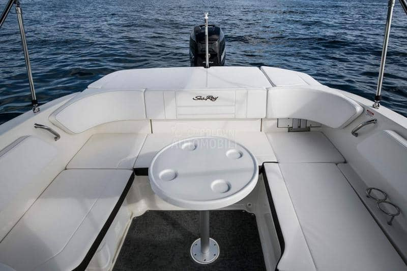 Sea ray SPX 210 OB / motor