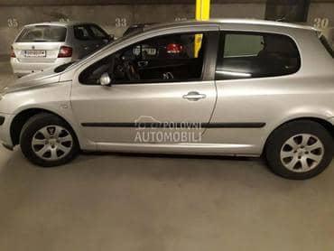 Vrata EZR boja za Peugeot 307