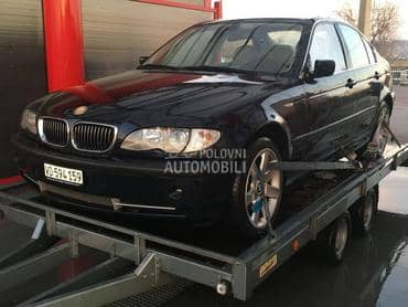 Branik za BMW 315, 316, 318 ... od 2001. do 2004. god.