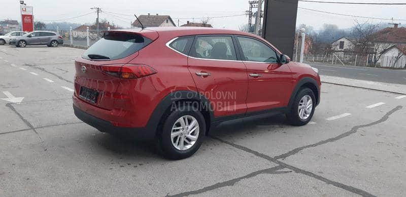 Hyundai Tucson 1.6 Gdi