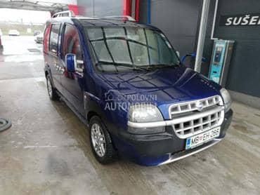 DIZNE za Fiat Doblo od 2000. do 2012. god.