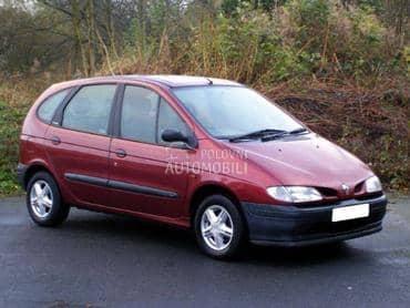motor 1.6 16 v za Renault Scenic od 1999. do 2002. god.